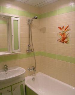 Ремонт ванной в Абакане