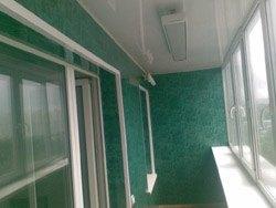 козырьки на балкон в Абакане